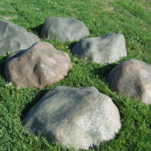 """Искусственный камень """"Престиж"""" Пень кашпо d80см"""